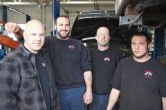 Reliable Auto Center team