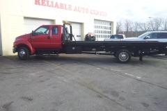 Reliable Auto Center 24 Hour Towing Company