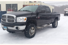 Dodge Truck Vehicle Maintenance